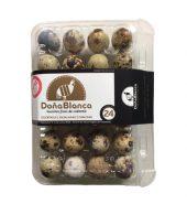 Huevos de codorniz Doña Blanca, 24 u