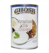 Crema de coco Ghosh, 400 ml